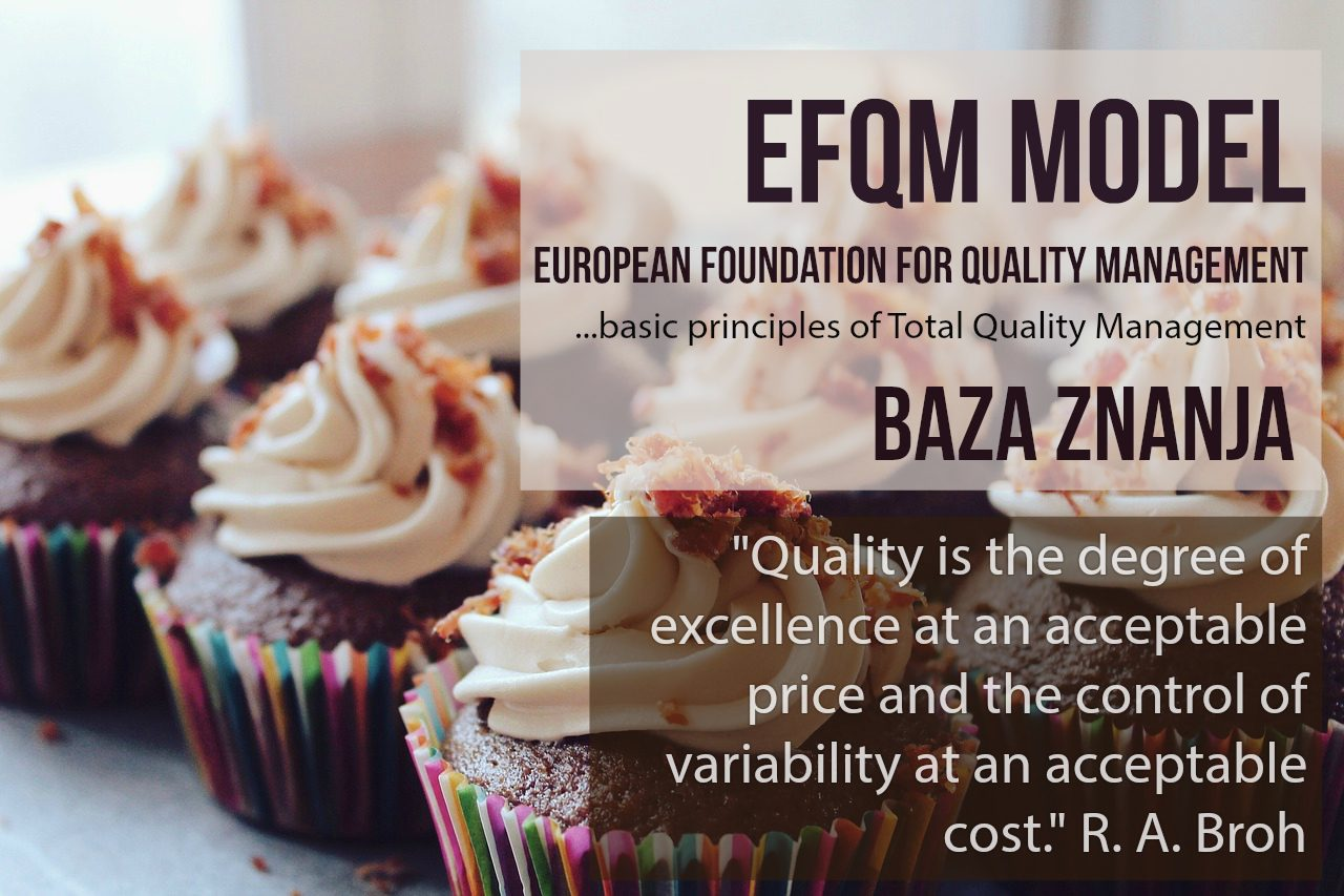 ITS Partner - Baza znanja - EFQM (European Foundation for Quality Management)