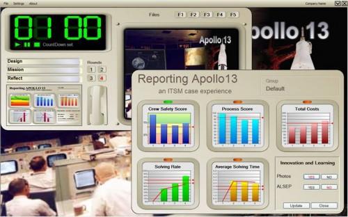 ITIL Simulacija - Apollo 13 - simualcija