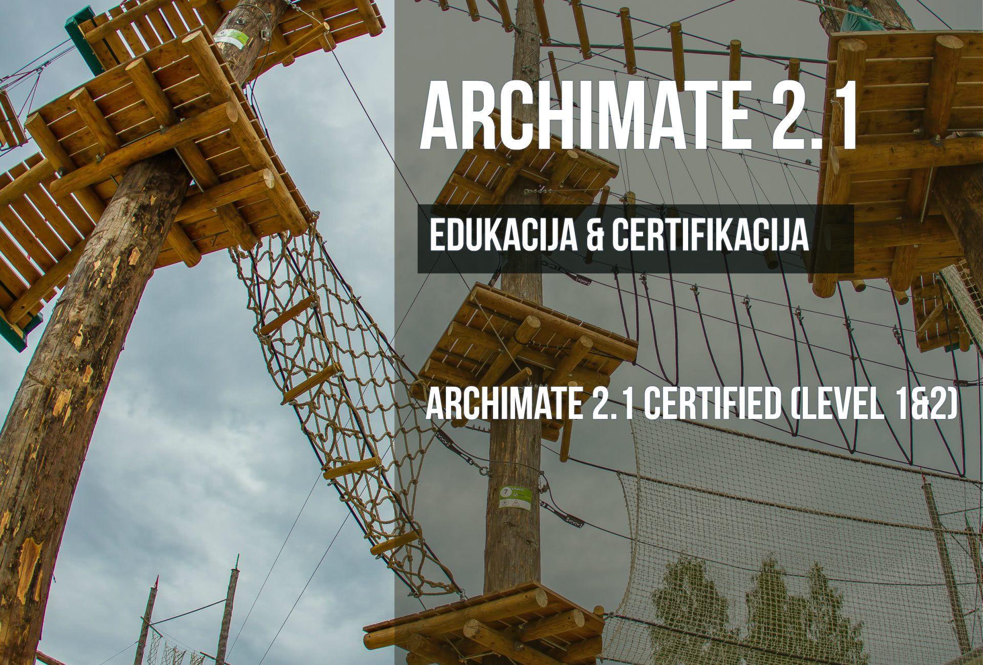 ITS Partner - Edukacija - Archimate Edukacija i certifikacija
