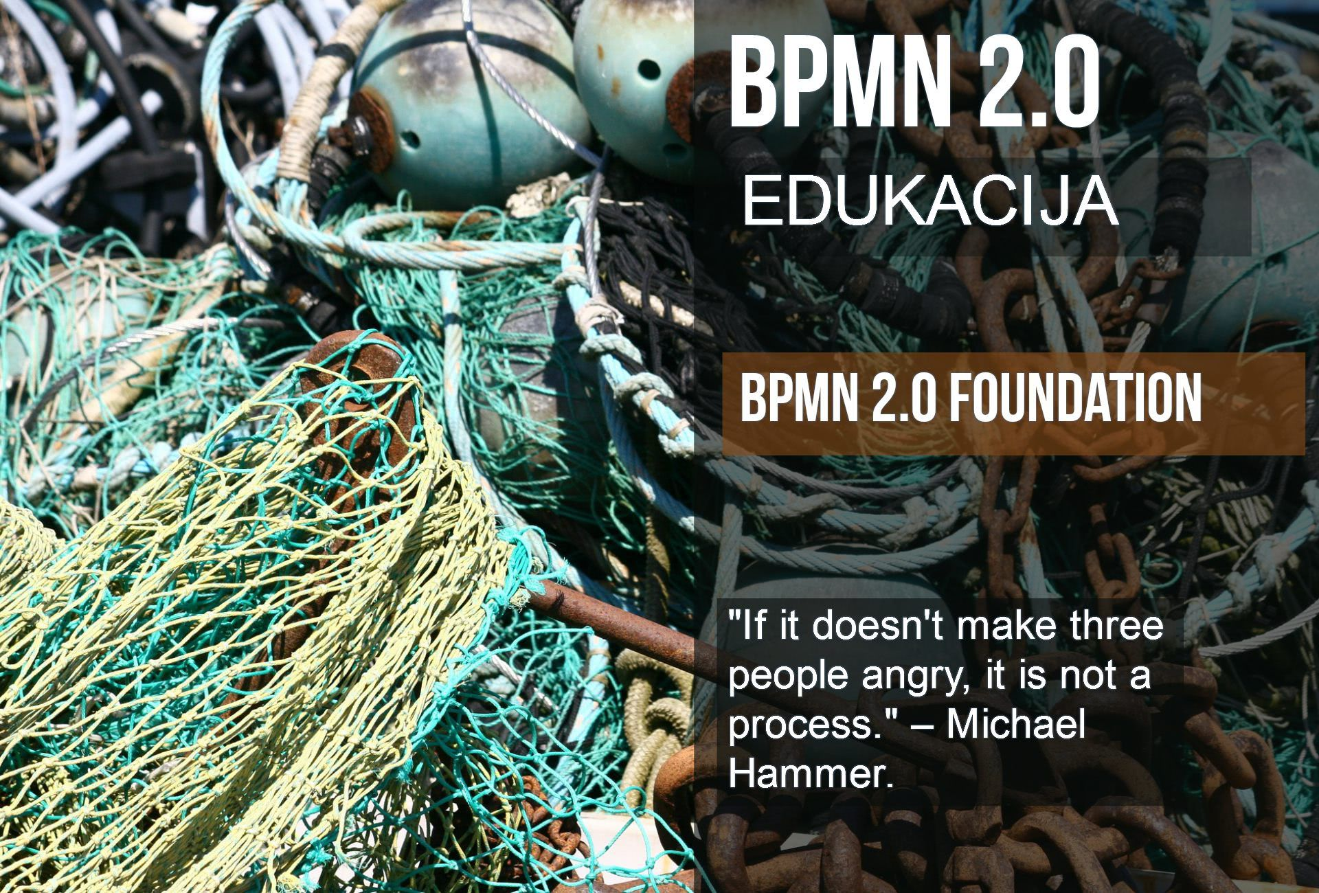 ITS Partner - Edukacija - BPMN 2 Edukacija