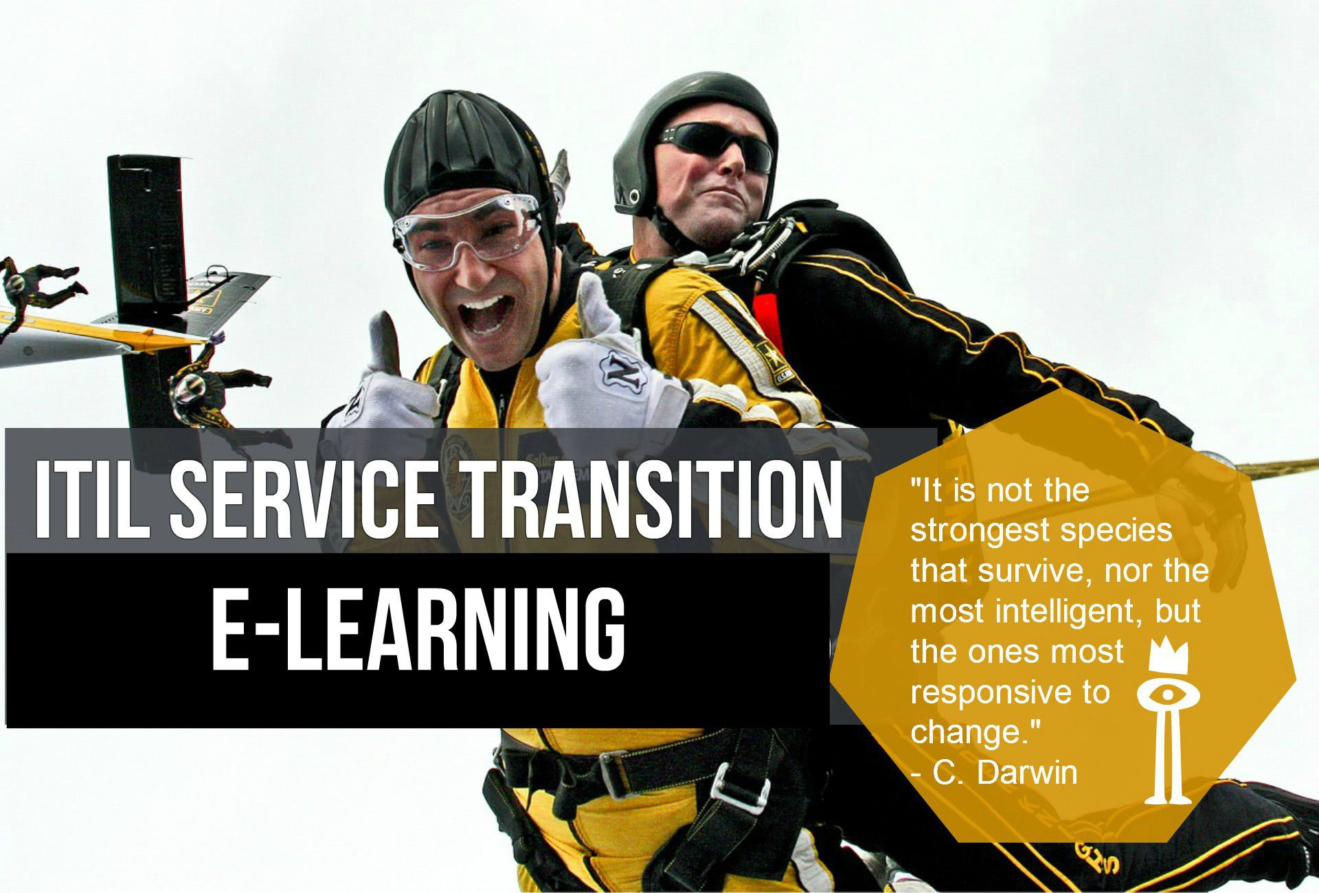 ITS Partner - ITIL Service Transition e-learning and certification
