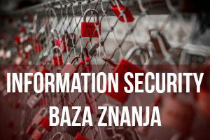 Information Security Baza znanja