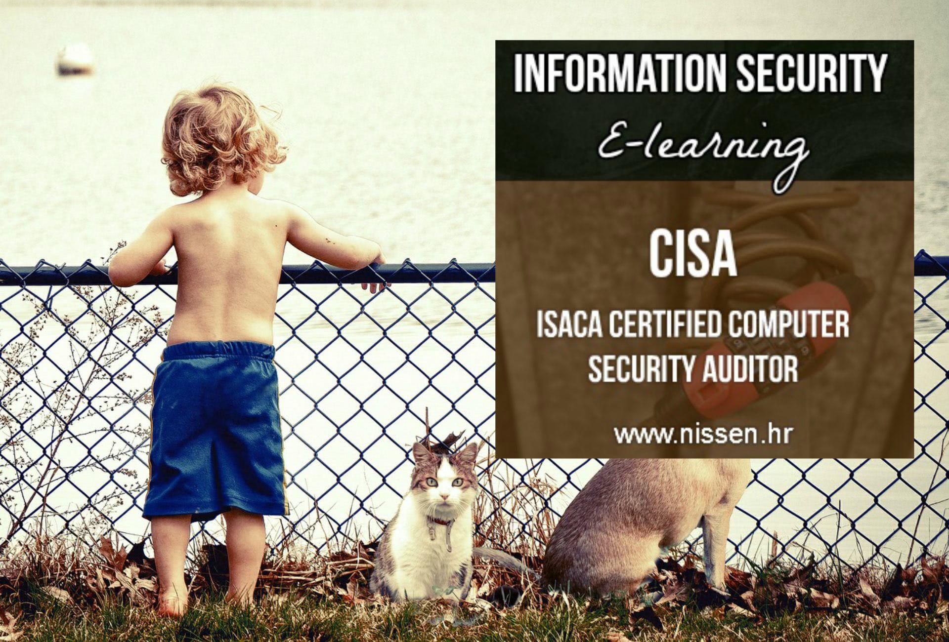 ITS Partner - Edukacija - CISA Edukacija i certifikacija