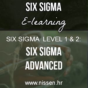 Six Sigma advanced