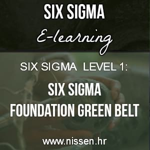 Six sigma Foundation green belt