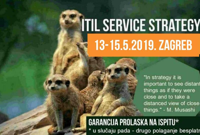 ITIL Service Strategy Zagreb